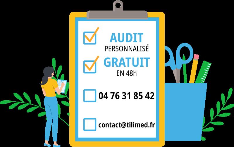 audit personnalisé gratuit